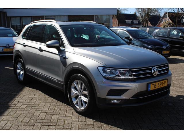 Volkswagen Tiguan 1.4 TSI ACT HIGHLINE ORG NL 1E EIG NAVI ADAPTIVE CRUISE