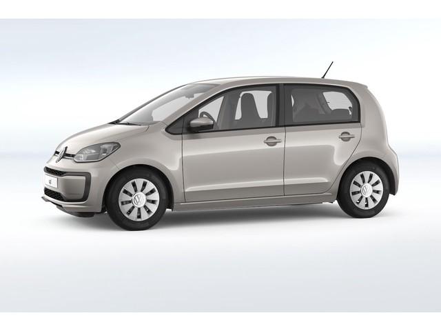 Volkswagen up! 1.0 BMT high up! | In hoogte verstelbare bijrijdersstoel | Stalen reservewiel | Climatic | BTW verrekenbaar |