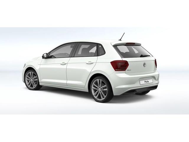 Volkswagen Polo Polo (6) Highline 1.5 110 kw   150pk TSAI Hatchback 7 versn. DSG | Panorama schuif -kanteldak | 65% getint glas achter | Spiegel