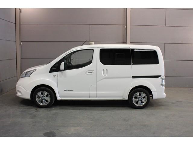Nissan e-NV200 Evalia Connect Edition (€ 15.420,- Incl. BTW) Quickcharge Camera Airco Navi Isofix Cruise ENV200