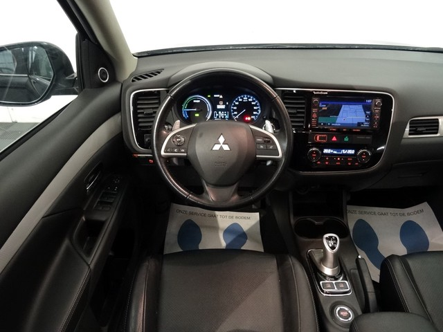 Mitsubishi Outlander 2.0 PHEV INSTYLE+ 4WD Autom, Schuifdak, Leer, Navi, Camera, Xenon, Full