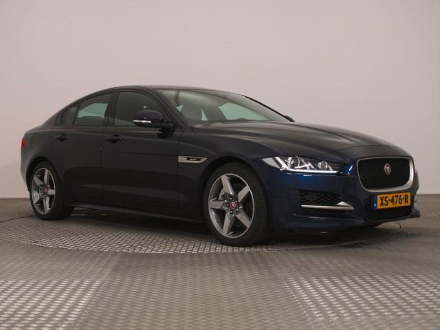 Jaguar XE 2.0T Prestige R-Sport ECC NAV XENON 1 2 LEDER 18'' LMV