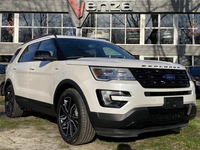 Ford Explorer BLACK EDITION