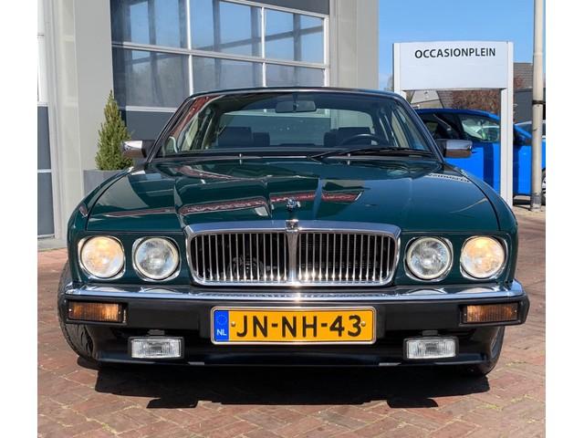 Jaguar XJ-6 4.0 Leer,Clima,16Inch,Cv 1991 Goed onderhouden zie foto's Verkeerd in nieuwstaat !! Youngtimer