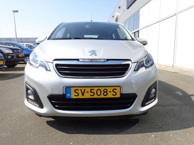 Peugeot 108 1.0 e-VTi 68PK 5 DEURS ACTIVE | AIRCO | ELEKTR. RAMEN | USB |