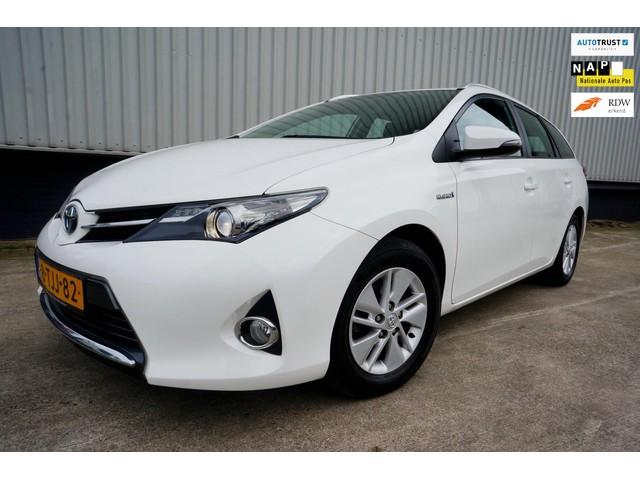 Toyota Auris Touring Sports 1.8 Hybrid Aspiration Camera_Clima_INC BTW_Dealer onderhouden