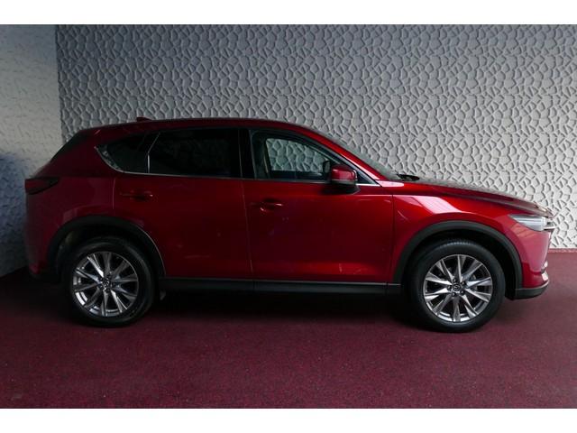 Mazda CX-5 2.0 SkyActiv-G 165 GT-M LEER BOSE 19''LMV HEAD-UP CAMERA FULL LED NAVI STOEL STUUR VERW. STOELKOELING DIG.DASH