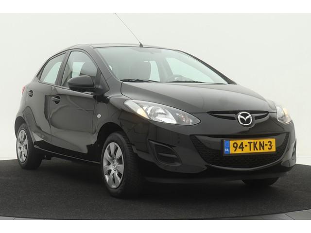 Mazda 2 1.3 Bi-Fuel Cool 5-deurs   61.000km NAP   Airco   Elektrische ramen