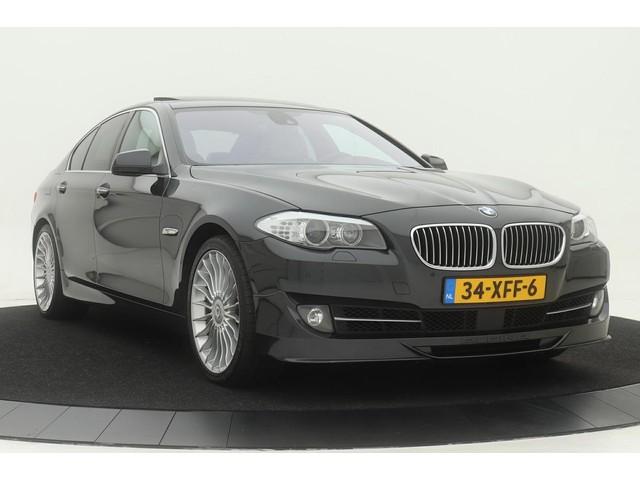 BMW 5 Serie ALPINA D5 | Biturbo | Xenon | HUD | Schuifdak | Damper control | Active cruise control | Verwarmde achterbank