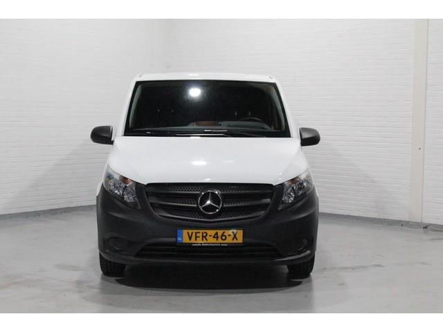 Mercedes-Benz Vito 114 CDI 136 pk Dubbel Cabine Lang Airco, Bijrijdersstoel, Multistuur