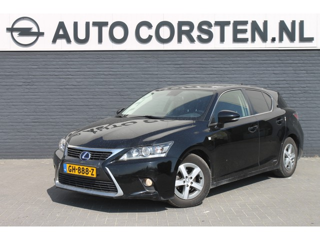 Lexus CT 200h 25th Edition Navi Ecc Pdc Camera Cruise Control