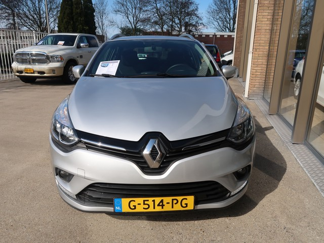 Renault Clio Estate TCe Limited