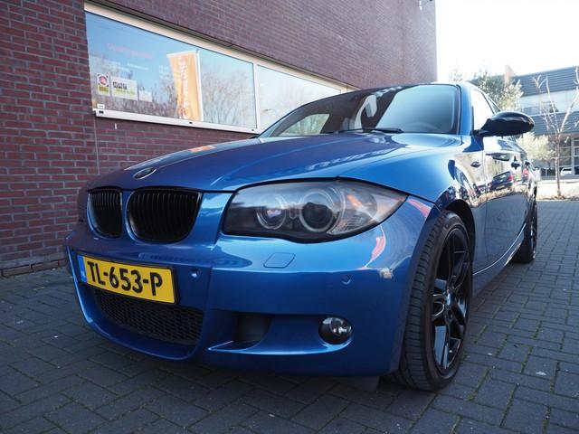 BMW 1 Serie 130i Cup 266PK Automaat M-Pakket Xenon Leder Navi Uniek!