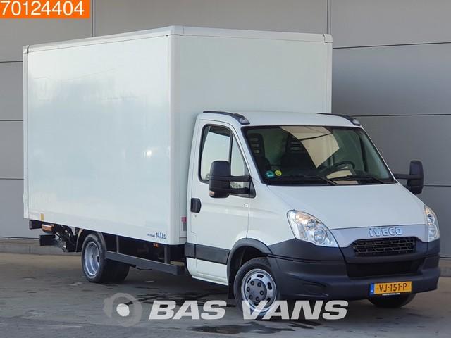Iveco Daily 35C13 2.3 Mjet Bakwagen Laadklep Mooie NL auto Euro5 20m3