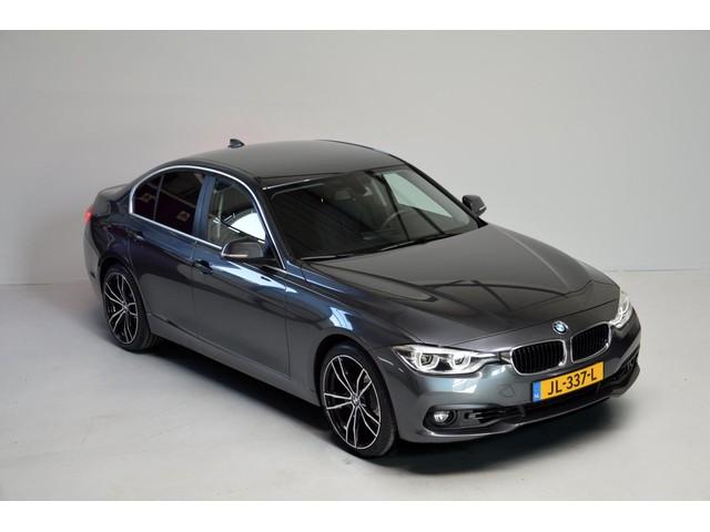 BMW 3 Serie 320i 184pk High Executive Automaat Facelift Full-Led Leer Groot-Navigatie Org-NL Nieuwstaat Dealer-auto