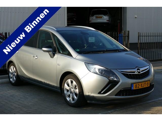 Opel Zafira Tourer 1.4 141PK Cosmo ORG NL 2-Eig Trekhaak, Clima, Cruise, 17