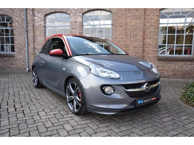 Opel ADAM 1.4 Turbo S 150 pk 2016 81.115 km Navi Schaalstoelen Nieuwstaat