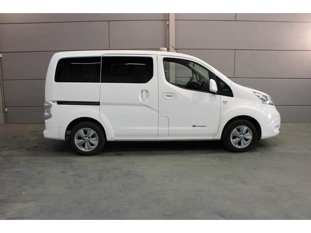 Nissan E NV200 Evalia e-NV200 Evalia (€ 14.452,- Incl. BTW) Quickcharge Camera Airco Navi Isofix Cruise ENV200