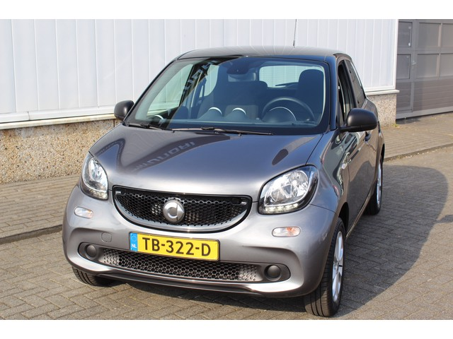Smart Forfour 1.0 61PK BUSINESS SOLUTION |AIRCO |CRUISE