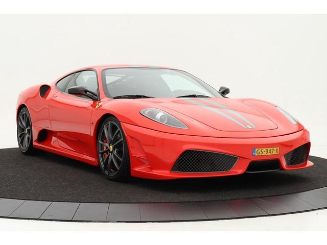 Ferrari F430 4.3 V8 Scuderia | Carbon | Keramisch | Clima | Navigatie