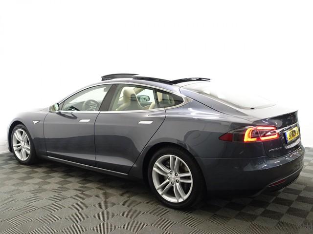 Tesla Model S 70- 320pk Autom Pano, Leer, Camera, Auto pilot, Xenon, 4% Bijtelling