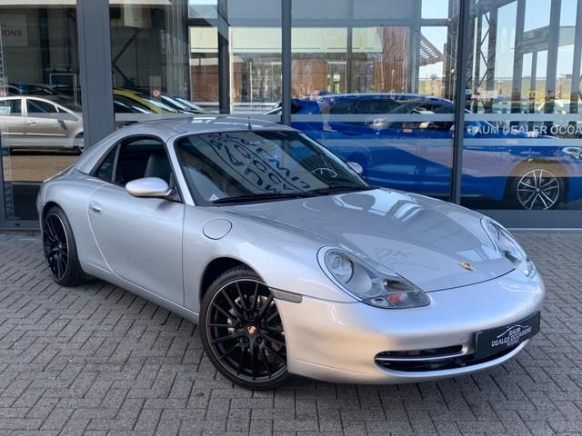Porsche Carrera 911 CARRERA 4 CABRIOLET 300PK AUTOMAAT LEER HARDTOP