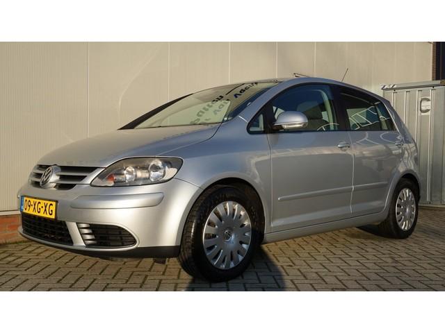 Volkswagen Golf Plus 1.6 102pk 5drs Optive 3 Airco Elek.pakket Trekhaak Keurig exemplaar *NL Auto*