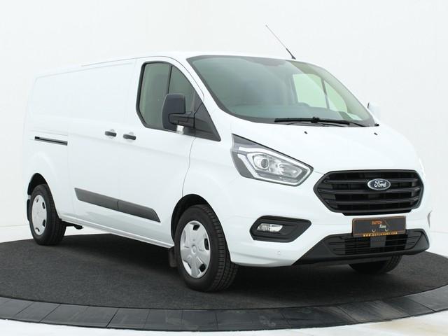 Ford Transit Custom 2.0TDCI 130PK Lang (2018) Airco Cruise Control Nieuwstaat!!! Dagrijlicht