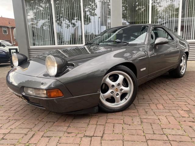 Porsche 928 5.0 S4 Coupe (1989) 320PK Leer,Automaat,Airco,17Inch HEEL GOED ONDERHOUDEN ZIE FOTO