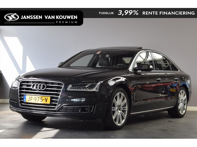 Audi A8 3.0 TDI quattro 258pk | LED | Bose | Zeer compleet