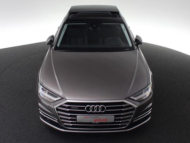 Audi A8 50 TDI 286 PK quattro PRO LINE PLUS 4 WIELBESTURING | TIPTRONIC | 20 INCH | VALCONA LEDER | PANORAMADAK | REARSEAT ENTERTAINMENT