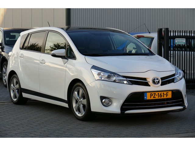 Toyota Verso 1.8 147PK VVT-i Aspiration Navi, Camera, Clima, Cruise, Stoelverw, 17