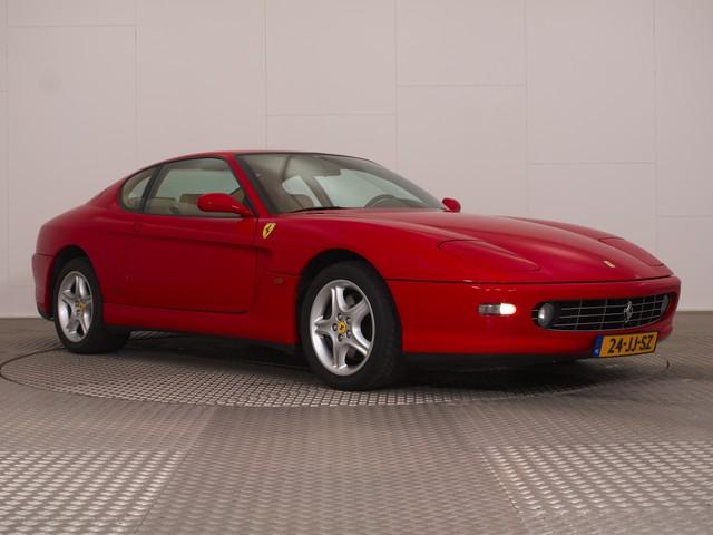 Ferrari 456m GTA V12 | 442PK | 2+2 | Rosso Corsa