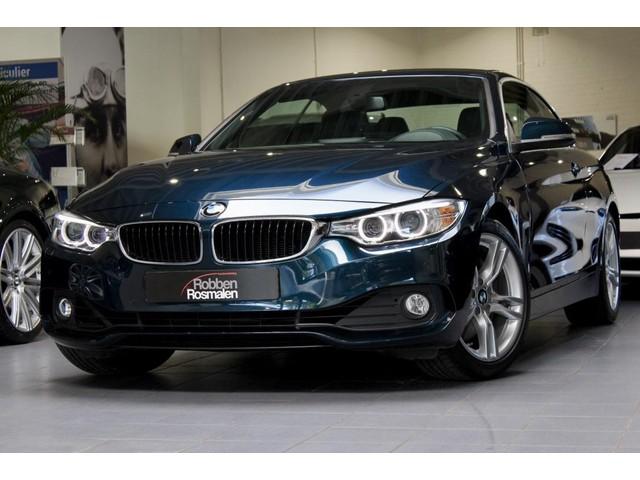 BMW 4 Serie 435i Cabrio High Executive 306pk   NL  Trk Hk