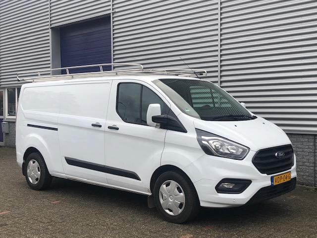 Ford Transit Custom 2.0TDCI 130PK Lang Nieuw Uit voorraad leverbaar .