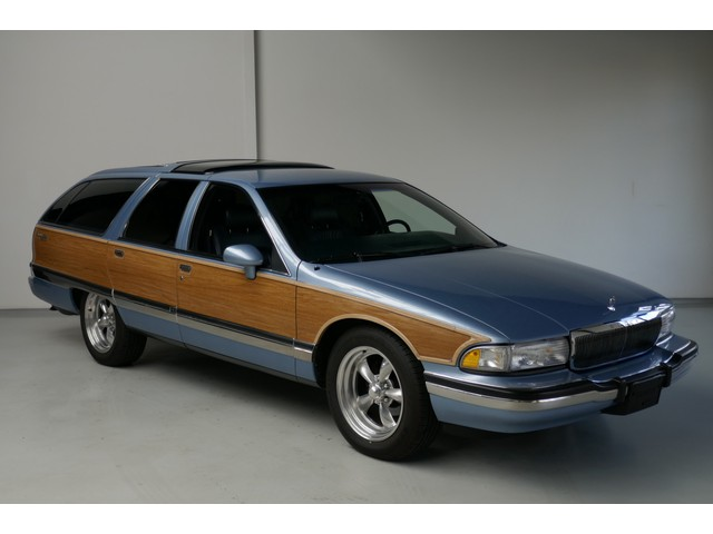 Buick Roadmaster 5.7 V8