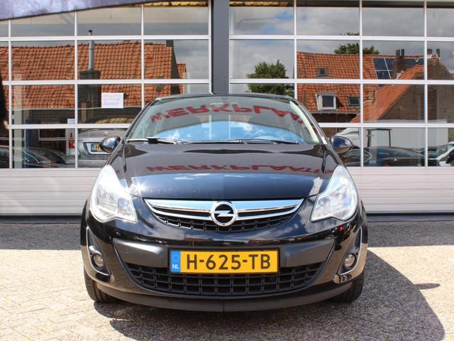 Opel Corsa 1.2-16V Edition (Airconditioning,Lm-velgen,Elektr.Ramen,Radio-CD,Cruise Ctrl,Getint,MET GARANTIE*)
