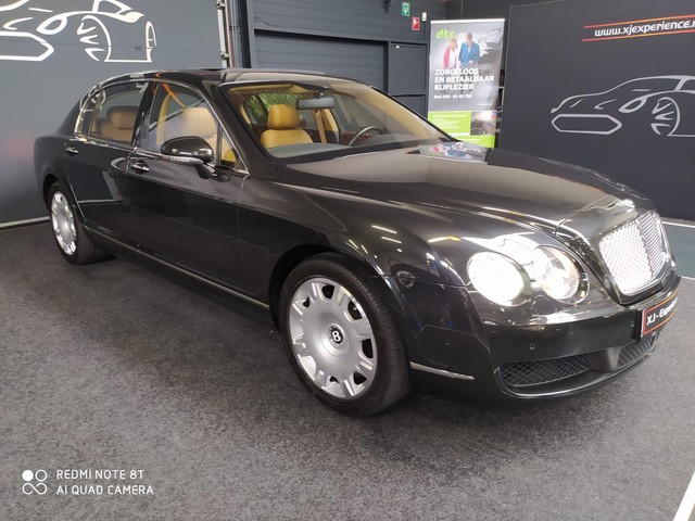Bentley Continental Flying Spur 6.0 W12 GLASDAK LUCHTVERING NIEUWSTAAT !!!!