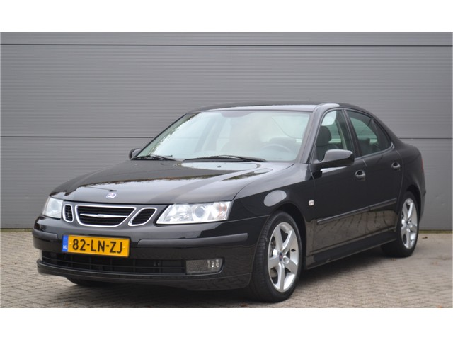 Saab 9-3 Sport Sedan 1.8t 150PK Aut. Vector, Clima, Cruise, Navi, LMV, 58.000 KM!