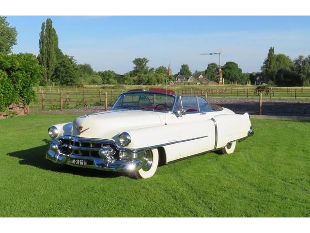 Cadillac De Ville Convertible (bj 1953)