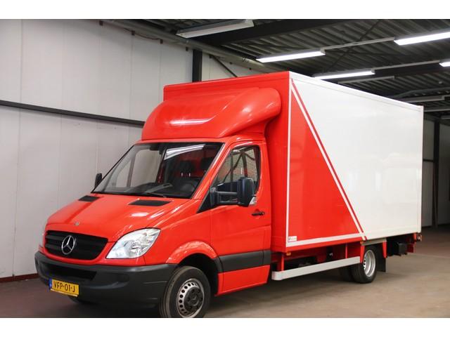 Mercedes-Benz Sprinter 516 BAKWAGEN 1000 KG LAADKLEP AUTOMAAT VERHUISWAGEN