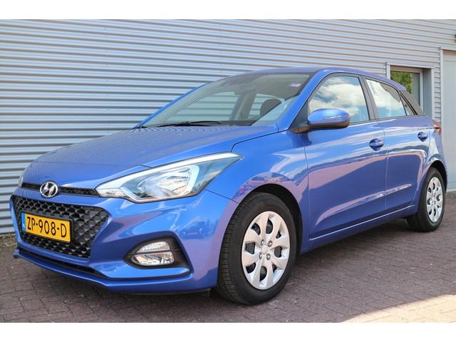 Hyundai i20 1.0 T-GDI Blue 100PK Comfort | ECC | PDC | NAVIGATIE | DAB | BLUETOOTH | CRUISE
