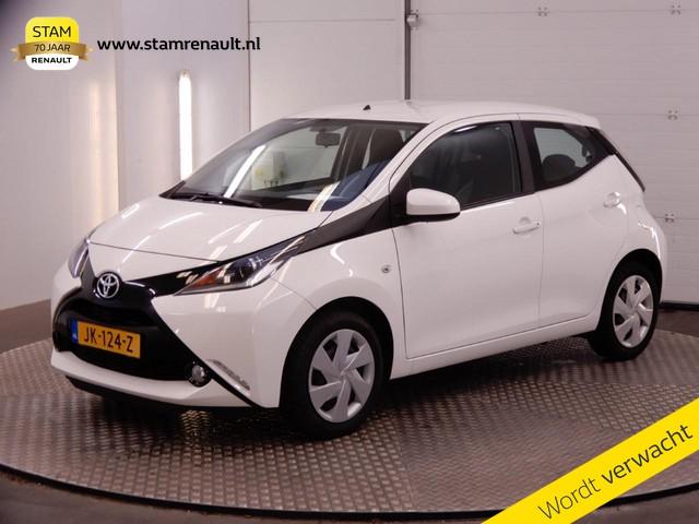 Toyota Aygo 1.0 12v VVT-i x-play Airco, Bleutooth, 5-Deurs, Zeer zuinig 1:20