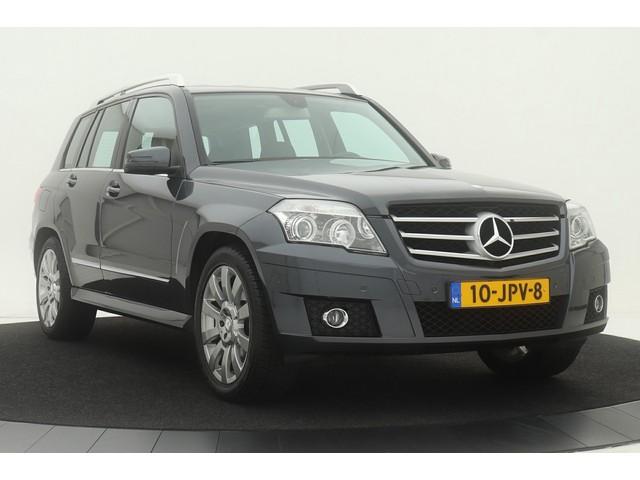 Mercedes-Benz GLK-Klasse 280 4-Matic Automaat | Navigatie | Half leder stof | Climate control | Afn. Trekhaak | Cruise control