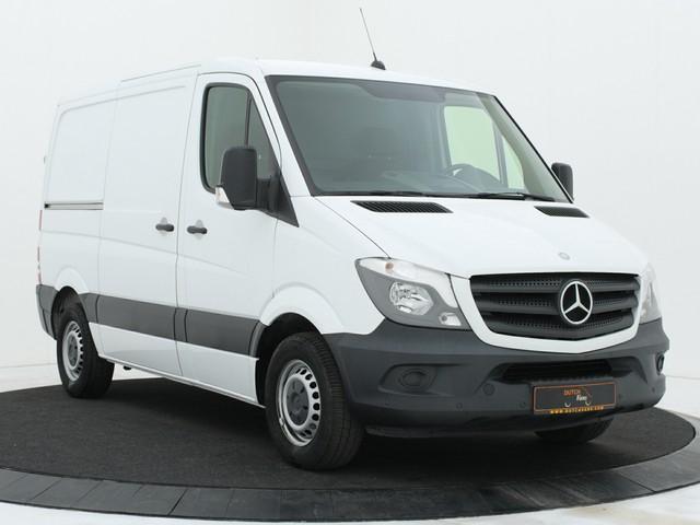 Mercedes-Benz Sprinter 313CDI L1H1 66000 KMST | Multimedia | Stoelverwarming