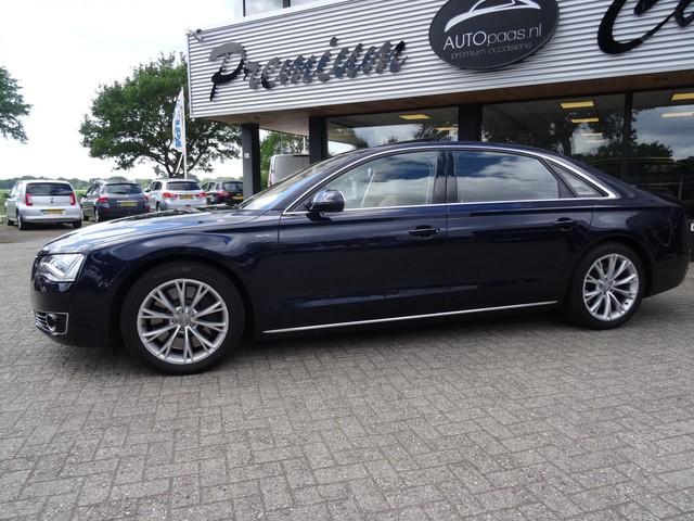 Audi A8 6.3 W12 500PK quattro Lang Pro Line+ Alle opties! Org NL auto! Uniek!