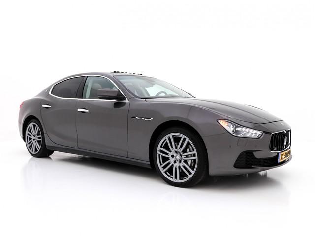 Maserati Ghibli 3.0 V6 D Executive-Pack Aut. *XENON+LEDER+PANO+NAVI+PDC+ECC+CRUISE+DAB+MEMORY+BOWERS&WILKINS-SOUND*