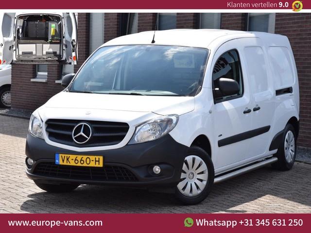 Mercedes-Benz Citan 109 CDI Extra Lang Servicewagen 10-2014