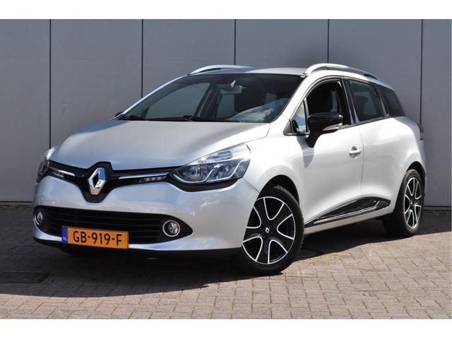 Renault Clio Estate 1.5 dCi ECO Dynamique Navi Camera Climate Pdc Lm16'' Dakrails Cruise