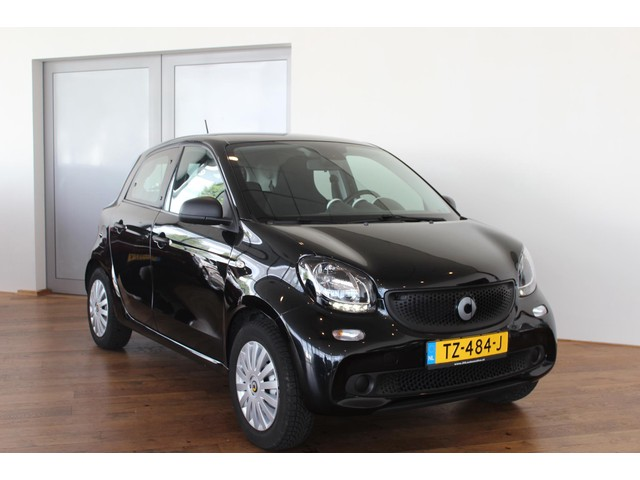 Smart Forfour 1.0**AIRCO*BLUETOOTH*LED*BOTS WAARSCH.*CRUISE*